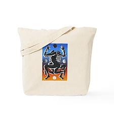 Cute Humanlight Tote Bag