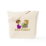 Got Pizza? Tote Bag