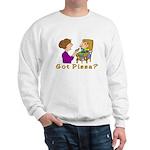 Got Pizza? Sweatshirt