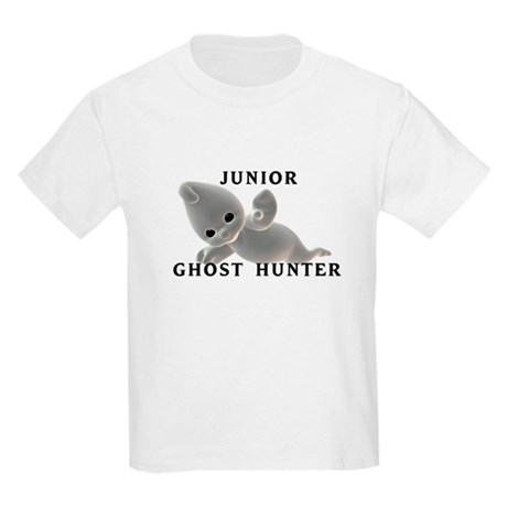 Jr. Ghost Hunter Kids Light T-Shirt