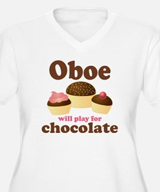 Chocolate Oboe T-Shirt
