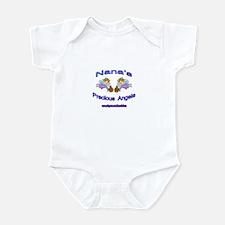 NANA'S PRECIOUS BOY ANGELS Infant Bodysuit