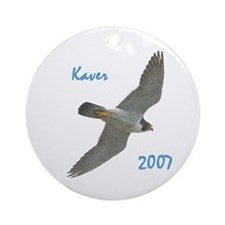 Kaver Ornament (Round)