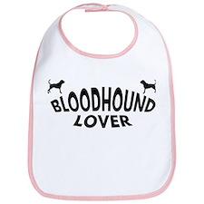 Bloodhound Lover Bib