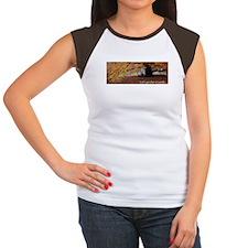 Forest Hills Women's Cap Sleeve T-Shirt