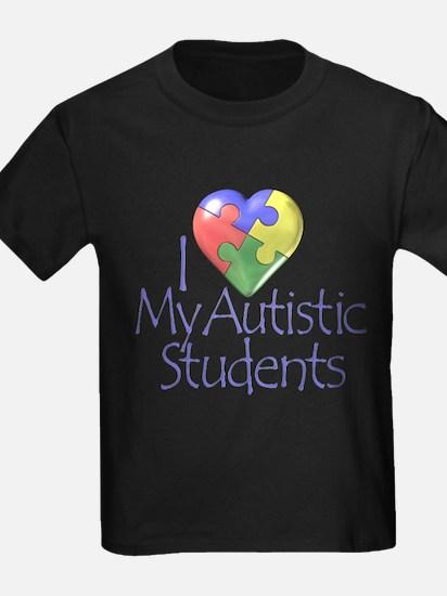 My Autistic Students T