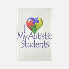 My Autistic Students Rectangle Magnet (10 pack)