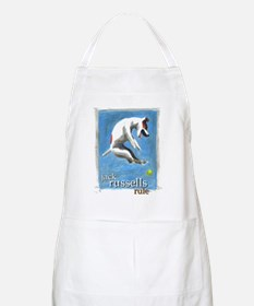 Jack Russells Rule BBQ Apron