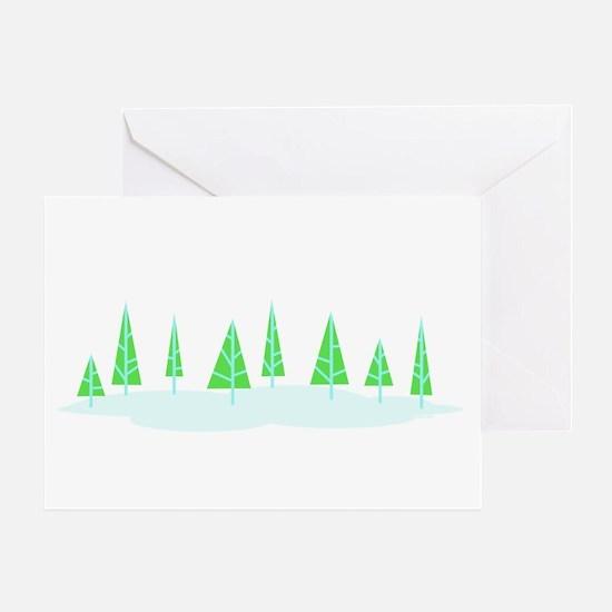 Unique Vegan christmas Greeting Card