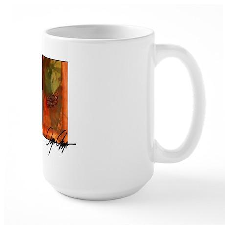 """""""Stop"""" Large Mug"""