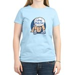 Yiddish Little Macher Women's Light T-Shirt