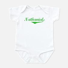 Nathanial Vintage (Green) Infant Bodysuit