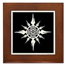 I.L.I. Genesis Logo Framed Tile