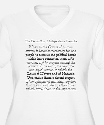 Preamble to Declaration  T-Shirt