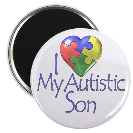 My Autistic Son Magnet
