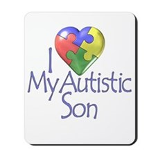 My Autistic Son Mousepad