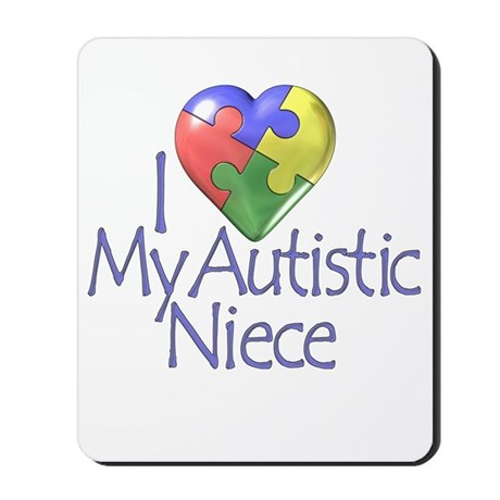 My Autistic Niece Mousepad
