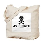 JV Pirate Tote Bag