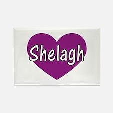 Shelagh Rectangle Magnet