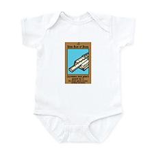Slide Rule of Doom Infant Bodysuit