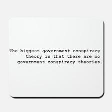 Conspiracy  Mousepad