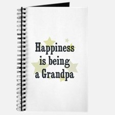 Happiness is being a Grandpa Journal