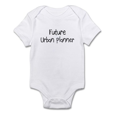 Future Urban Planner Infant Bodysuit