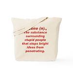 Bozone Tote Bag