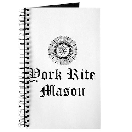 York Rite Mason Journal