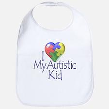 My Autistic Kid Bib