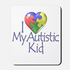 My Autistic Kid Mousepad