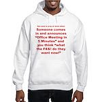 Prayer 2 Hooded Sweatshirt