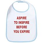 Aspire Inspire Expire Bib