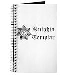 Knights Templar Medal Journal