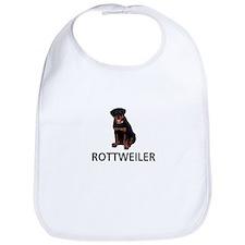 Rottweiler Bib