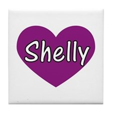 Shelly Tile Coaster