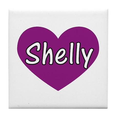 Shelly Tile Coaster