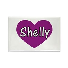Shelly Rectangle Magnet