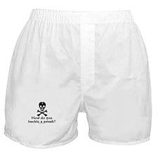 Buckle A Swash? Boxer Shorts