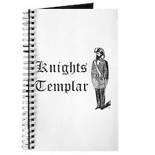 Knights Templar Dress Uniform Journal
