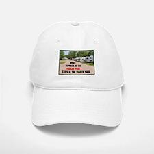 TRAILER PARK Baseball Baseball Cap
