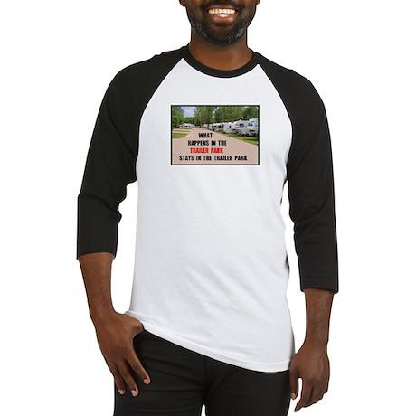 TRAILER PARK Baseball Jersey