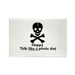 Happy TLAP Day Rectangle Magnet (10 pack)