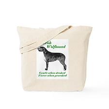 Irish Wolfhound Tote w/ 2 designs