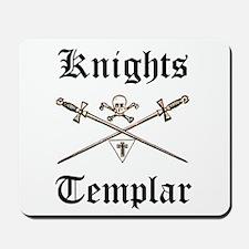 Knights Templar 1864 Mousepad