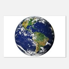 Planet Earth Postcards (Package of 8)