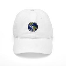 Planet Earth Baseball Cap