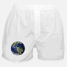 Planet Earth Boxer Shorts