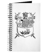 Knights Templar Shield 2 Journal