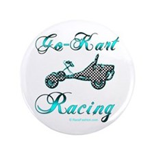"Go-Kart Racing 3.5"" Button"